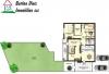 **VERMIETET**DIETZ: ERSTBEZUG n. Sanierung 4,5 Zi-Wohnung mit Blick und direkten Zugang zum eigenen Garten! - Grundriss