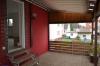 **VERMIETET**DIETZ: ERSTBEZUG n. Sanierung 4,5 Zi-Wohnung mit Blick und direkten Zugang zum eigenen Garten! - Überdachte Terrasse
