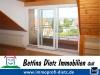 **VERMIETET**DIETZ: Sonnige 3 Zimmer Landhauswohnung mit toller Dachterrasse Spessartblick - Sonniger Balkon