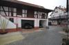 **VERMIETET**DIETZ: Gemütliches Fachwerkhaus mit optional 100 qm Lagerfläche im Nebengebäude - Car-Port+Werkstatt