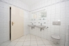**VERMIETET**DIETZ: Weiskirchen - Tolle 4 Zimmerwohnung mit überdachtem Balkon und 2 Tageslichtbäder - 2 Waschbecken
