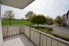 **VERMIETET**DIETZ: Feldrandlage Renovierte 3 Zimmer Erdgeschosswohnung 2 Balkone, GästeWC, Wanne+Dusche, Bj 1996 - Balkon 1 von 2