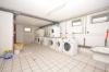 **VERMIETET**DIETZ: Feldrandlage Renovierte 3 Zimmer Erdgeschosswohnung 2 Balkone, GästeWC, Wanne+Dusche, Bj 1996 - Waschküche