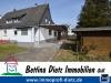 **VERMIETET**DIETZ: Klasse renoviertes Einfamilienhaus mit Carport, Kaminanschluss, Terrasse und Garten - Doppelhaushälfte