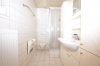 **VERMIETET**DIETZ: Klasse renoviertes Einfamilienhaus mit Carport, Kaminanschluss, Terrasse und Garten - Tageslichtbad mit Dusche