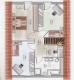 **VERMIETET**DIETZ: Erstbezug eines Neubau-Einfamilienhauses mit Einbauküche inkl. Car-Port - Grundriss Dachgeschoss