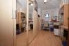 **VERMIETET**DIETZ: 4 Zimmer Terrassemwohnung mit Garten, Garage und zusätzlich 2 beheizte Souterrainzimmer - Schlafzimmer 2 von 3