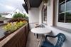 **VERMIETET**DIETZ: 4 Zimmer Terrassemwohnung mit Garten, Garage und zusätzlich 2 beheizte Souterrainzimmer - Außenansicht