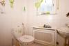 **VERMIETET**DIETZ: 4 Zimmer Terrassemwohnung mit Garten, Garage und zusätzlich 2 beheizte Souterrainzimmer - WC für Ihre Gäste