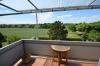 **VERMIETET**DIETZ: Moderne 3-4 Zimmerwohnung in Feldrandlage - Garage - Einbauküche - Blick vom Balkon