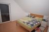 **VERMIETET**DIETZ: 1 Jahr junge, hochwertige 2 Zimmer Dachgeschosswohnung in Rodgau - Jügesheim - Teilansicht Schlafzimmer