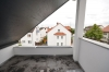 **VERMIETET**DIETZ: 1 Jahr junge, hochwertige 2 Zimmer Dachgeschosswohnung in Rodgau - Jügesheim - Überdachte Loggia