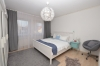 DIETZ: Neu renovierte 3 Zimmerwohnung - Wanne, Dusche, G-WC, T-Garage - Schlafzimmer 1 von 2