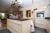 **VERMIETET**DIETZ: JÜGESHEIM Neuwertige Doppelhaushälfte mit Keller - Familienlage! - Einbauküche