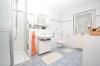 **VERMIETET**DIETZ: Moderne 2 Zimmerwohnung mit Balkon, Tageslichtbad, Einbauküche - Tageslichtbad mit Dusche
