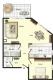 DIETZ: 2 Zimmer Erdgeschosswohnung mit extrabreiter Garage, Terrasse, Fußbodenheizung - Solarenergie - Grundriss