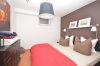 **VERMIETET**DIETZ: Neuwertige 2-Zimmer Terrassen Souterrainwohnung - niedrige Energiekosten - Einbauküche - Schlafzimmer 1 von 1