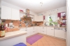 **VERMIETET**DIETZ: Einfamilien-Traumhaus mit vielen EXTRAS in herrlicher Lage von Klein-Wallstadt - OT - Einbauküche inklusive