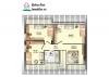 **VERMIETET**DIETZ: Einfamilien-Traumhaus mit vielen EXTRAS in herrlicher Lage von Klein-Wallstadt - OT - Grundriss Dachgeschoss