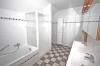 **VERMIETET**DIETZ: Neu renovierte 3 Zimmer-Dachgeschosswohnung mit Parkett neuem Tageslichtbadezimmer uvm. - Neues Tageslichtbad