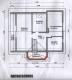 **VERMIETET**DIETZ: Neu modernisierte 2 Zimmer-Wohnung eigener Eingang - Fußbodenheiz - großer Balkon - neues BAD - Grundriss Dachgeschoss