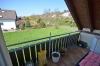 **VERMIETET**DIETZ: Gemütliche Dachgeschosswohnung in kleiner Wohneinheit! Mit überdachten Balkon + PKW-Stellpl - Überdachter Balkon