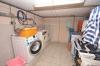 **VERMIETET**DIETZ: 1 - 2 Zimmer Wohnung mit eigenem Garten in ruhiger Lage von Babenhausen - Waschküche