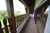 **VERMIETET**DIETZ: 3-4 Zimmerwohnung im Zweifamilienhaus Balkon, Garage, Garten Roßdorf - Überdachter Balkon