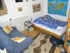 **VERMIETET**DIETZ: Günstige 3 Zimmer Erdgeschosswohnung mit Garten im 2-Familienhaus Babenhausen Langstadt - Schlafzimmer 2 von 2