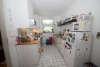 **VERMIETET**DIETZ: Moderne 3 Zi. Wohnung mit Tiefgaragenstellplatz, Tageslichtbad, West-Balkon uvm.!! - Blick in die Küche