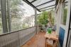 **VERMIETET**DIETZ: Moderne 3 Zi. Wohnung mit Tiefgaragenstellplatz, Tageslichtbad, West-Balkon uvm.!! - Blick auf den Balkon