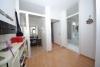 **VERMIETET**DIETZ: Moderne 3 Zi. Wohnung mit Tiefgaragenstellplatz, Tageslichtbad, West-Balkon uvm.!! - Freundlicher Wohnungsflur