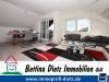 **VERMIETET**DIETZ: Moderne 3 Zimmer Dachgeschosswohnung, Einbauküche, Wanne, Dusche, Garage - Wohnen und Essen