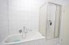 **VERMIETET**DIETZ: Moderne 3 Zimmer Dachgeschosswohnung, Einbauküche, Wanne, Dusche, Garage - Wanne+Dusche