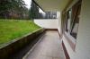 **VERMIETET**DIETZ: SEHR SCHÖNE 2,5 Zimmer Souterrainwohnung mit Terrasse in Waldrandlage Babenhausen OST - Überdachte Terrasse