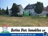 DIETZ: **Einmalige Gelegenheit** Erdgeschosswohnung in direkter Feldrandlage mit Wanne+Dusche+Balkon - Lage Wohnung