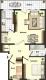 DIETZ: **Einmalige Gelegenheit** Erdgeschosswohnung in direkter Feldrandlage mit Wanne+Dusche+Balkon - Grundriss