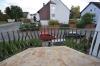 **VERMIETET**DIETZ: Gehobenes Reiheneckhaus mit Gartengrundstück in Rodgau-Hainhausen - Balkon zur Straßenseite