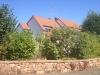**VERMIETET**DIETZ: Doppelhaushälfte mit Garage und Garten - Außenansicht