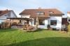 **VERMIETET**DIETZ: TOP-Einfamilienhaus in der besten Feldrandlage von Groß-Zimmern! - Garten und Terrasse