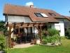 **VERMIETET**DIETZ: TOP-Einfamilienhaus in der besten Feldrandlage von Groß-Zimmern! - Sommerbild