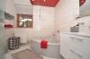 **VERMIETET**DIETZ: TOP-Einfamilienhaus in der besten Feldrandlage von Groß-Zimmern! - Tageslichtbad mit Eckwanne