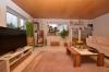 **VERMIETET**DIETZ: 4-Zimmer-Terrassenwohnung mit eigenem Garten, Doppelgarage und Einbauküche - Wohnbereich