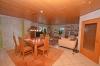 **VERMIETET**DIETZ: 4-Zimmer-Terrassenwohnung mit eigenem Garten, Doppelgarage und Einbauküche - Wohnen und Essen