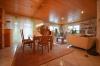 **VERMIETET**DIETZ: 4-Zimmer-Terrassenwohnung mit eigenem Garten, Doppelgarage und Einbauküche - Wohnen und Essen2