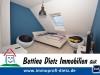 **VERMIETET**DIETZ: Dachgeschosswohnung in Babenhausen Ortsteil Sickenhofen zu vermieten! - Schlafzimmer 1 von 2