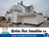 DIETZ: SONNENHAUS - Neubau-Erstbezug 3-Zimmer-Wohnung mit MEGA-Terrasse und HEIZUNGSFLATRATE - 3-Familienhaus