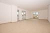 DIETZ: SONNENHAUS - Neubau-Erstbezug 3-Zimmer-Wohnung mit MEGA-Terrasse und HEIZUNGSFLATRATE - Wohn- und Essbereich