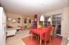 **VERMIETET**DIETZ: 3-Zimmer-Terrassenwohnung mit Einbauküche, Fußbodenheizung, Gäste-WC - Wohn- und Esszimmer