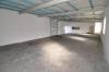 **VERMIETET**DIETZ: Halle mit angrenzender eingezäunter Freifläche im Gewerbegebiet von Rodgau/ Nieder - Roden! - Blick in die Halle